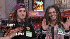 Jimmy Kimmel Guesses Who's High? #1