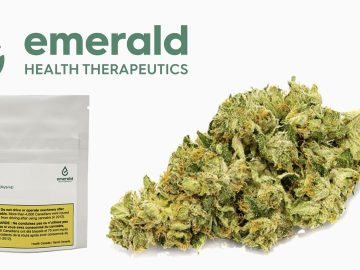Emerald Health Therapeutics Island Pink Weed Reviews