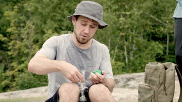 Smoking weed and hiking.. What can go wrong?