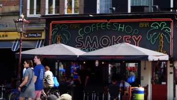 10 things you need to know about smoking weed in Amsterdam