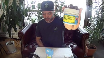 Symbl Solar Power Weed Review