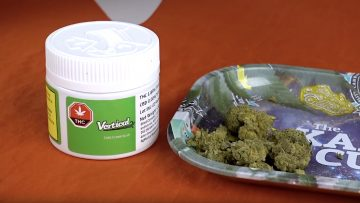 Vertical Cold Creek Kush Weed Review