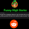 Funny High Stories 2
